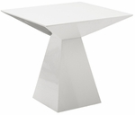Tad Side Table [28009WHT-A-28009WHT-B-FS-ERS]