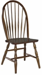 Tall Windsor Side Chair  [1A100-61-FS-WHT]