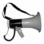 Tatco Megaphone with Adjustable Volume [TCO27900-FS-SP]