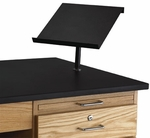 The LabHand Book and Laptop Stand - Set of 6 - 12''W x 12''D [100994X6-DW]