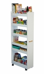 Thin Man Pantry Cabinet [4036-FS-VH]