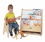 Toddler Pick-A-Book Stand - 1 Sided [0071JC-JON]