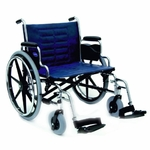 Tracer IV 24 x 18 Desk Arms and Heavy Duty Casters and Wheels Wheelchair - 24''W X 18''D [T4X24RDAP-FS-CARE]