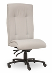 Traditional 300 Series Tufted High Back Single Shift Quick Set Back Height Task Chair [TT210-Q22-FS-SEA]