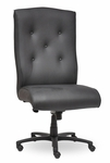 Traditional 400 Series Button High Back Multiple Shift Quick Set Back Height Task Chair [TB310-Q32-FS-SEA]