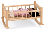 Traditional Doll Cradle [6307JC-JON]