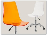 Transparent Task Chairs