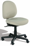 Triton Large Back Desk Height Chair with 350 lb. Capacity - 4 Way Control [TRLD4-FS-CRA]