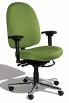 Triton Max Extra Large Back Desk Height Chair with 500 lb. Capacity - 4 Way Control [TMXD4-FS-CRA]