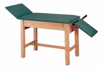 Two-In-One Examination/Treatment Table - 24''W X 31''H [HAU-4602-FS-HAUS]