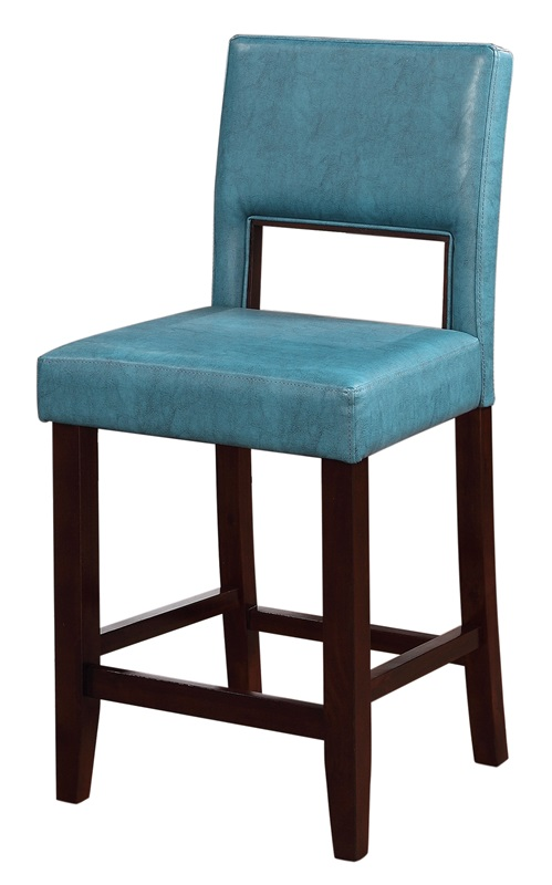 Vega 24 H Counter Stool Agean Blue 14053blu01u By