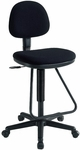 Viceroy Adjustable Height Artist/Drafting Chair - Black [DC999-40-FS-ALV]
