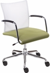 Visita Mesh Back Swivel Chair [VI2240-FS-DV]