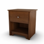 Vito Collection Night Stand in Cherry [3156062-FS-SS]