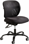 Vue™ Intensive Use Mesh Big and Tall Chair - Black [3397BL-FS-SAF]