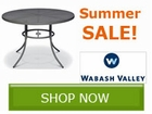 Wabash Valley Summer Sale!! Save by