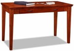 Home Office 48''W x 30''H Westwood Writing Desk with Drop Down Front and Slide Out Keyboard Tray - Brown Cherry [87400-FS-LCK]
