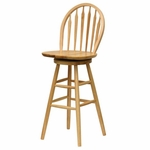 Windsor 30''H Swivel Stool [89630-FS-WWT]