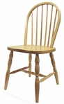 Windsor Chair with Carved Legs in Beechwood-Set of 2 [83237-FS-WWT]