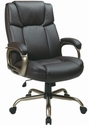 Work Smart Executive Eco-Leather Chairs