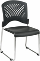 Work Smart Stack Chairs