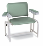 XL Blood Drawing Chair Padded Vinyl [2575-FS-WIN]