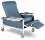 XL Care Cliner Steel Casters [6541-FS-WIN]