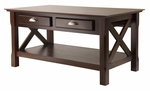 Xola Coffee Table with 2 Drawers [40538-FS-WWT]