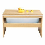 Young Time® Sensory Table with Lid [7111YR441-JON]