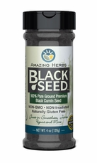 Black Cumin Seed Ground - 4oz