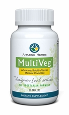 Multi-Veg - 60 Tablets