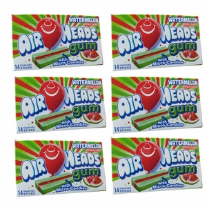 Air Head Gum Watermelon 12 Count