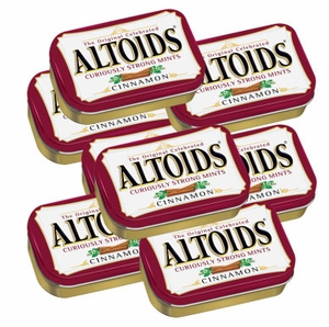 Altoids Small Sugar Free Mints - Cinnamon