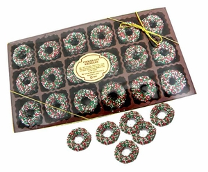 Belgian Chocolate Holiday Kringels 7.8oz Box