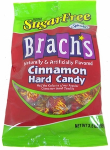 Brach's Sugar Free Cinnamon Candy Buttons 3.5oz