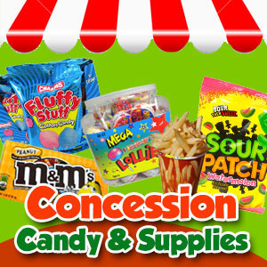 Concession Candy