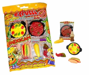 eFrutti Gummi Mexican Dinner