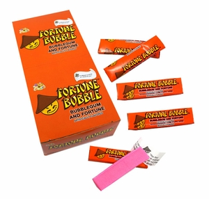 Fortune Bubble Gum 48 Count