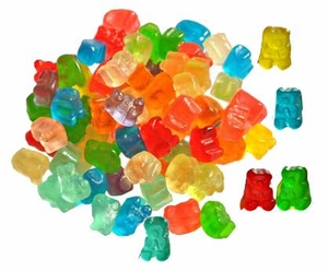 "Gummi Bear ""Cubs"" 5lb Bag"
