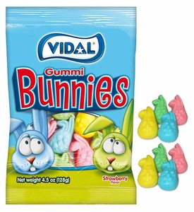 Gummi Bunnies 4.5oz Bag