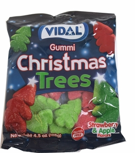 Gummi Christmas Trees 4.5oz Bag