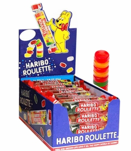 Haribo Roulette Gummi Candies 36 Count
