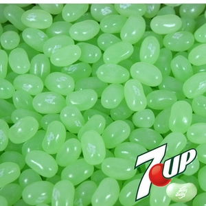 Jelly Belly 7UP Jelly Beans 10lb Bulk