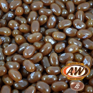 Jelly Belly A&W Root Beer Jelly Beans 10lb Bulk
