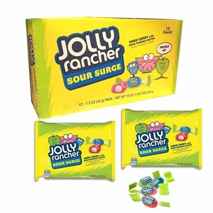 Jolly Rancher Sour Surge 12 Count