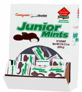 Junior Mints 72ct Mini Boxes