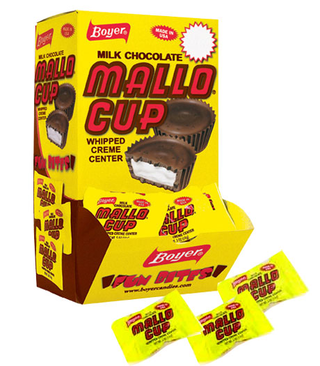 Mallo Cup Snack Size 60 Count