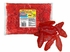 Mini swedish red gummy fish 5lb bag for Swedish fish candy canes
