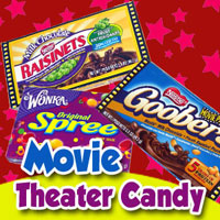 Movie Theater Candy