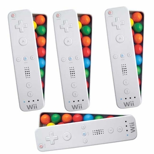 Nintendo Wii Candy Gum Controllers 12 Count